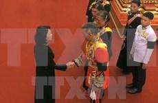 Vicepresidenta vietnamita participa en funeral del rey tailandés