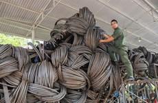 Celebran en Vietnam semana artística Flamingo – Art In The Forest 2017
