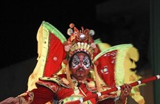 Celebran en Hanoi evento de intercambio teatral Vietnam- China