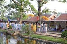 Reconocen a Festival de Pagoda Keo como patrimonio cultural intangible de Vietnam