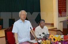 Nghe An necesita visión de desarrollo a largo plazo, dice dirigente partidista vietnamita