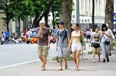 Vietnam recibe más de un millón de turistas extranjeros en octubre