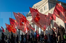 Celebran en Vietnam actividades en saludo al centenario de la Revolución de Octubre