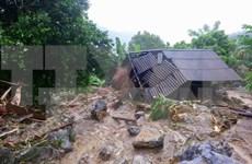 Vietnamitas en Camboya realizan actividades de apoyo a pobladores connacionales tras inundaciones