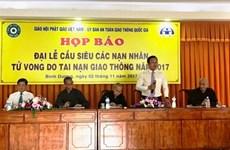Realizarán en provincia sudvietnamita réquiem por fallecidos en accidentes de tránsito
