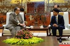 Vietnam y Finlandia promueven cooperación en sectores de agua y energía
