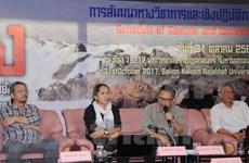 Deliberan medidas para explotación sostenible de recursos hídricos en cuenca del río Mekong