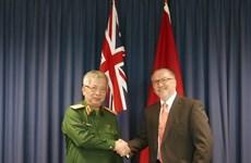 Realizan Vietnam y Australia primer diálogo de política de defensa