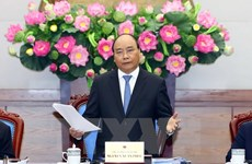 Premier vietnamita: Gobierno con cuatro principales tareas en el resto de 2017