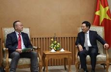 APEC presta atención a intereses de trabajadores, afirma vicepremier vietnamita