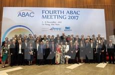 APEC 2017: ABAC concluye sus propuestas para líderes de economías de APEC