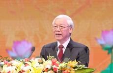 Conmemoran en Vietnam centenario de Revolución de Octubre