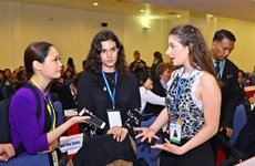 Debaten en Foro Voces del Futuro sobre contribuciones de jóvenes al APEC