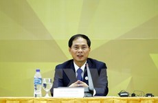 APEC 2017: Clausuran Reunión de Balance de Altos Funcionarios del APEC