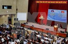 Conmemoran en Ciudad Ho Chi Minh aniversario 64 del Día de Independencia de Camboya