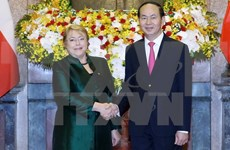 Vietnam y Chile trazan orientaciones para futura cooperación multisectorial