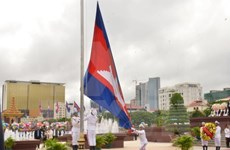 Camboya celebra aniversario 64 del Día de la Independencia