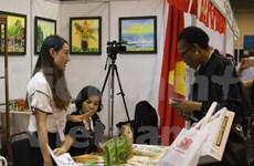 Empresas vietnamitas presentan sus productos en Feria comercial ASEAN-África