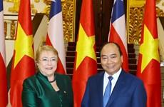 Premier de Vietnam propuso facilitar acceso de productos agrícolas al mercado de Chile