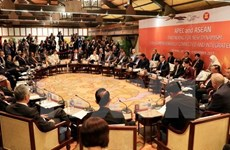 APEC 2017: Presidente vietnamita preside Diálogo APEC- ASEAN