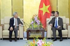 Vietnam aspira a mayor cooperación financiera con AIIB