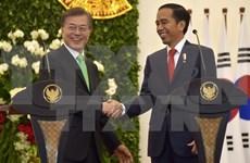 Sudcorea e Indonesia elevan sus nexos al nivel de asociación estratégica especial