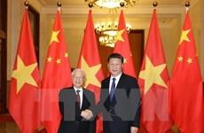 Relación económica Vietnam-China entrará en nueva fase tras la Cumbre de APEC