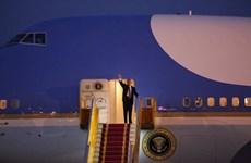 Donald Trump realiza visita estatal a Vietnam