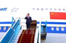 Relación Vietnam – China alcanza nuevo nivel en APEC 2017, destaca periódico chino