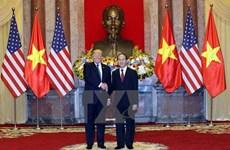 Vietnam y Estados Unidos emiten declaración conjunta