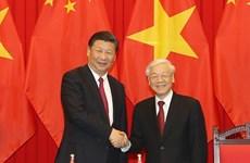 Vietnam y China firman diferentes acuerdos de cooperación