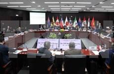 Reafirman esfuerzos por finalizar en 2018 negociaciones de RCEP