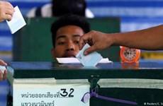 Tailandia realizará elecciones locales