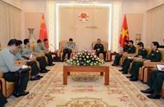 Vietnam y China impulsan cooperación en defensa