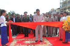 Inauguran monumento de Amistad Vietnam-Camboya en Steung Treng