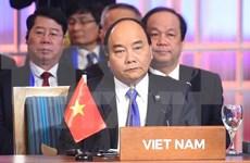 Premier vietnamita interviene en reuniones de alto nivel de Cumbre de ASEAN