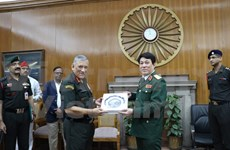 Vietnam y la India impulsan cooperación en defensa