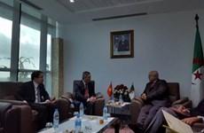 Vietnam y Argelia buscan promover cooperación económica