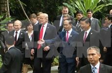 Prensa indonesia destaca nueva posición de Vietnam tras APEC 2017