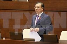 Asamblea Nacional de Vietnam debate sobre gestión de deuda pública