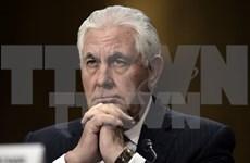 Rex Tillerson descarta imponer sanciones contra Myanmar
