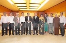 Dirigentes vietnamitas resaltan aportes de maestros al desarrollo nacional