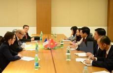Vietnam fomenta lazos con diversos países en marco del ASEM