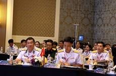 Vietnam asiste a Reunión de Comandantes de Fuerzas Navales de la ASEAN