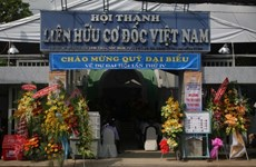 Celebran quinto congreso de Iglesia Fraternidad Cristiana de Vietnam