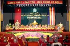 Inauguran VIII Congreso Nacional del Budismo de Vietnam