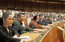 Asamblea Nacional de Vietnam analiza Ley Anticorrupción