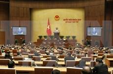 Asamblea Nacional de Vietnam aprobará importantes leyes y resoluciones