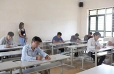 Celebran concurso de oratoria en idioma vietnamita para estudiantes laosianos