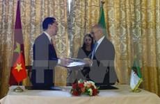 Vietnam y Argelia abogan por nuevo mecanismo para elevar eficiencia de cooperación